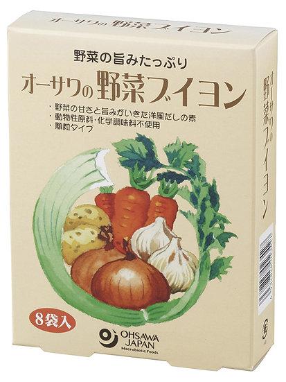 純素洋式蔬菜高湯粉 (5G x 8PCS)