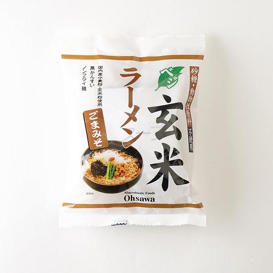 OHSAWA 純素胡麻味噌玄米拉麵