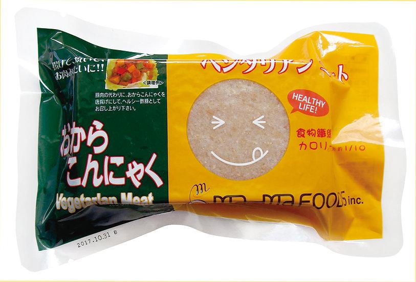 日本豆腐蒟蒻素肉