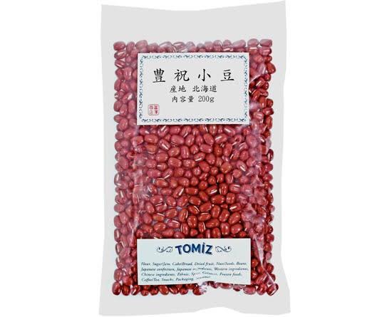 富澤商店 TOMIZ 北海道産豊祝小豆 200g