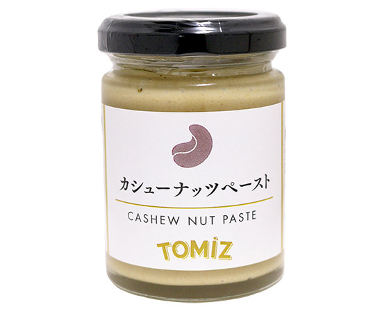TOMIZ 無添加純腰果醬 100g