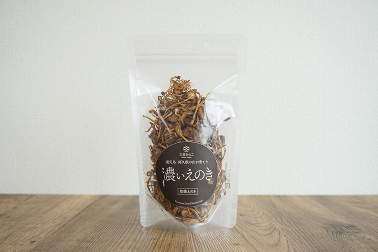 MISASA | 濃い!乾燥天然黑金針菇