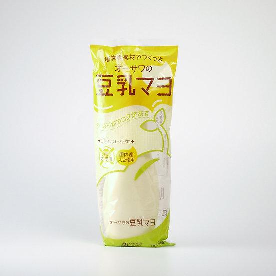 純素豆乳沙律醬