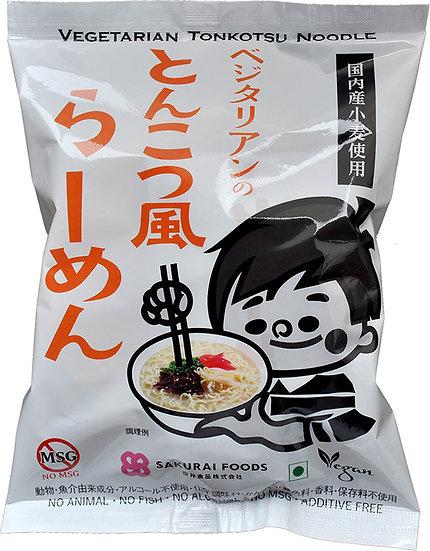 純素日本豬骨風味拉麵
