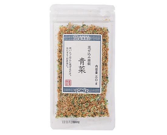 富澤商店|雑穀飯素 青菜 30g