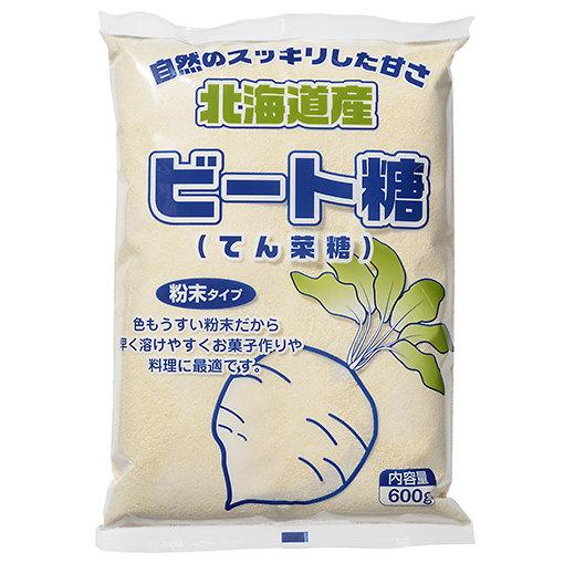 北海道甜菜糖 600g