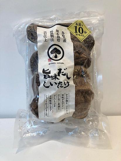 鳥取縣「菌興115號」原木椎茸 (中号) 60克