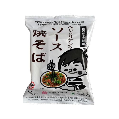 純素(無五辛)日本大阪炒麵