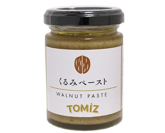 TOMIZ 無添加純合桃醬 100g