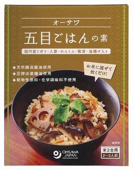 OHSAWA 純素五目雜錦飯之素