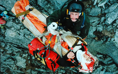 Search and Rescue with the RAF in Snowdonia