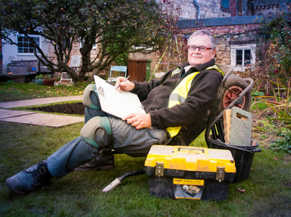 Brian Porter - Chair, Lincoln Archaeology Group
