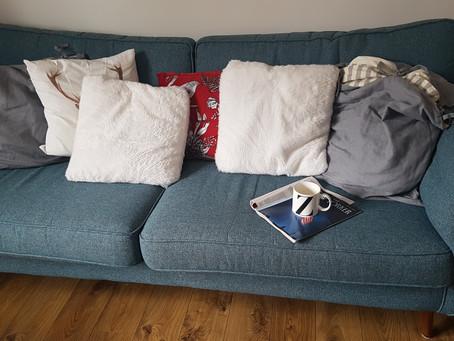 The Flying Sofa