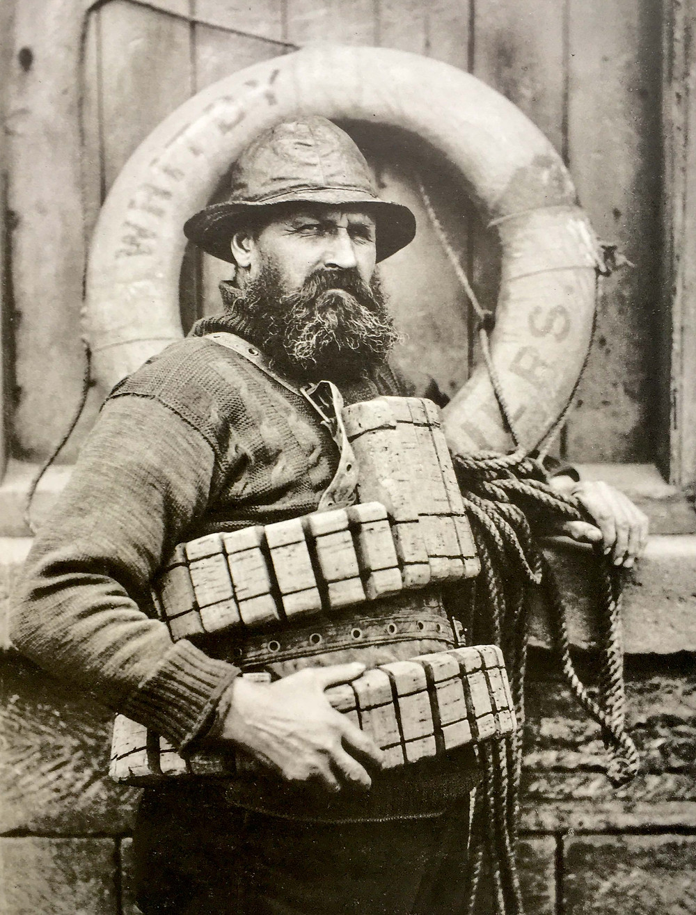 Harry Freeman, sole survivor of the Whitby Lifeboat disaster, 1861