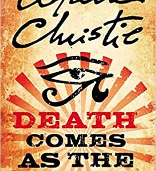 My Top 5 Archaeology Crime Novels