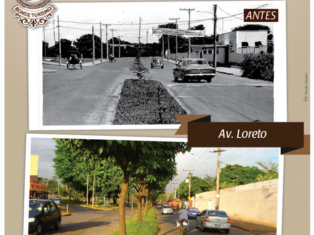 Av. Loreto - Araras