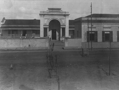 A história de uma escola, fundada há mais de um século