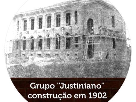 Escola Coronel Justiniano: sua evolução ao longo do tempo!
