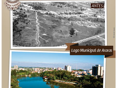 Lago Municipal de Araras