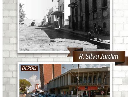 Rua Silva Jardim - Araras/SP