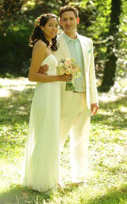 bouquet-mariée-roses Marlies Fleurs fleuriste Nimes