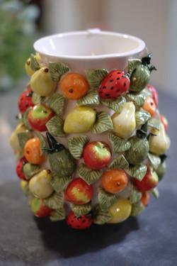 Vases fruits melanges Marlies Fleurs fle