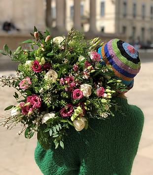 Bouquet champetre Marlies Fleurs fleuris