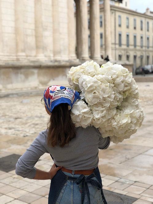 Bouquet d'hortensias - à partir de