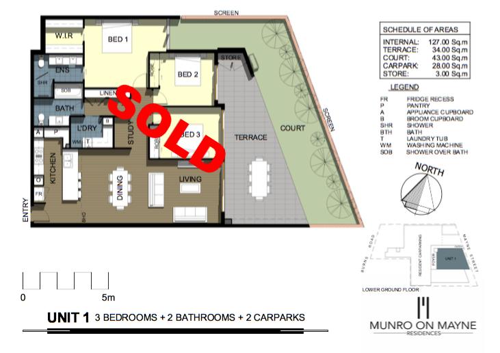 Unit 1 - Sold