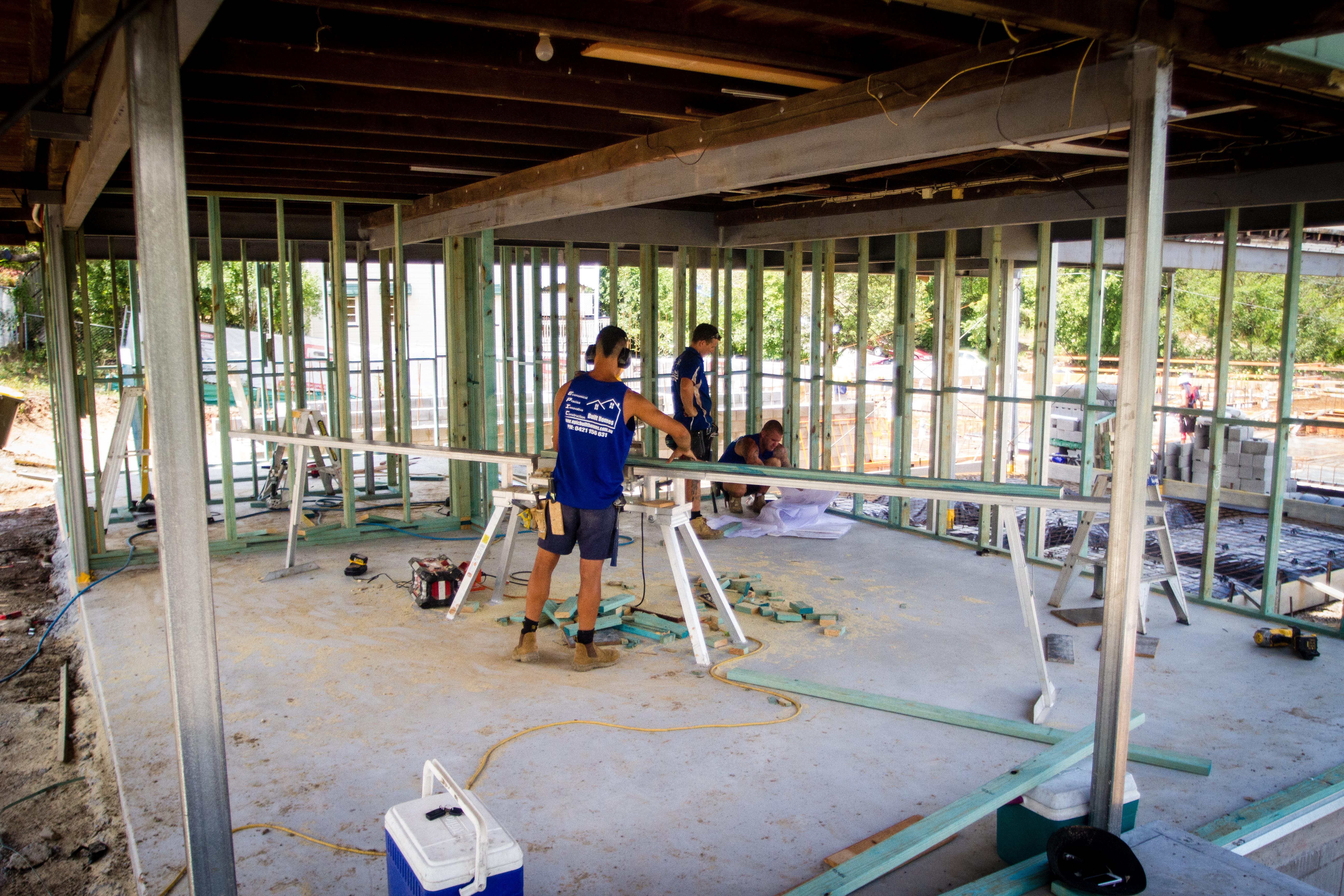 Construction Update - 7th December