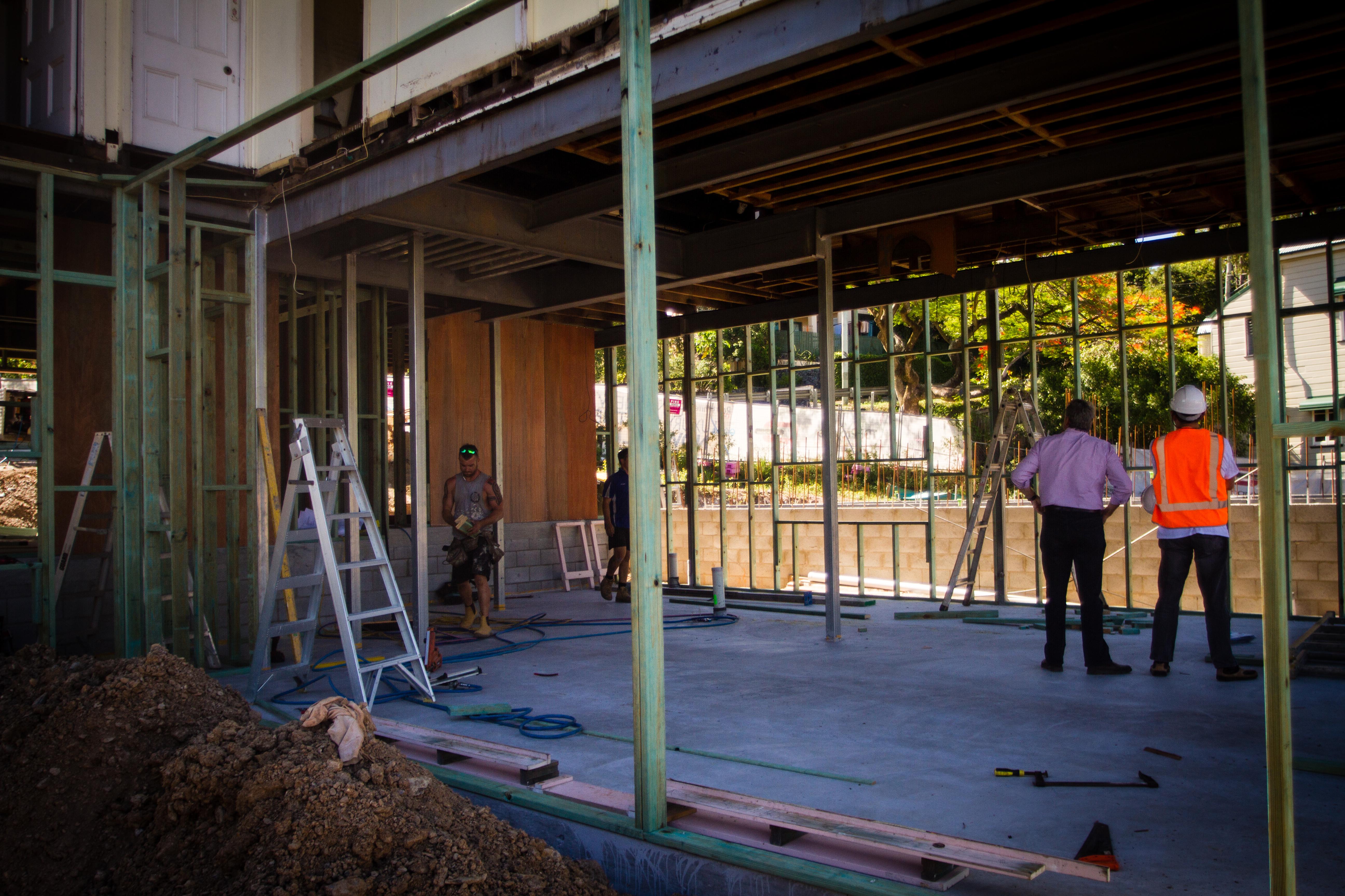 Construction Update - 14th December