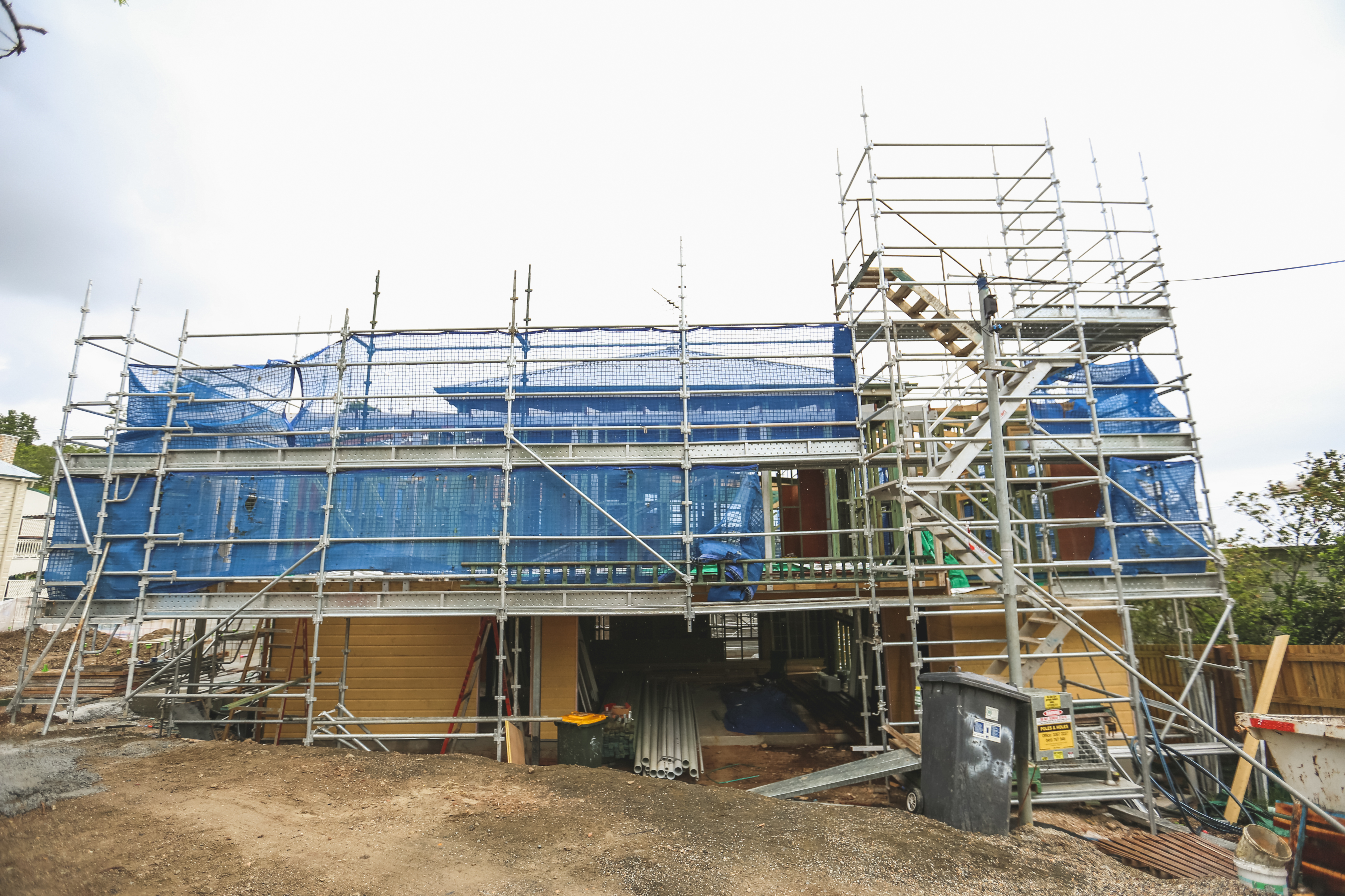 Construction Update - 25th January