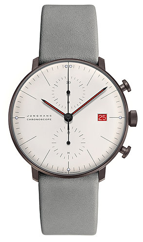 Max Bill Chronoscope 100yrs Bauhaus 027/4902.02