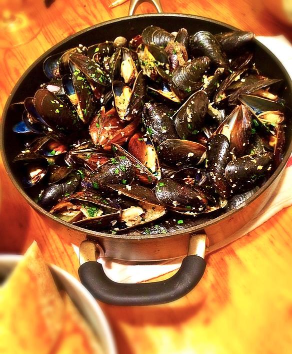 Mussel Man