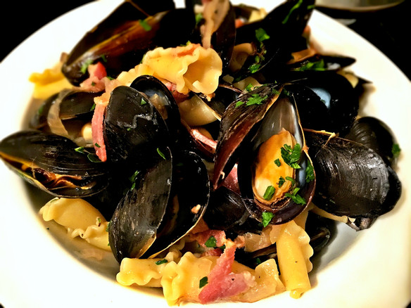 Making Mussels
