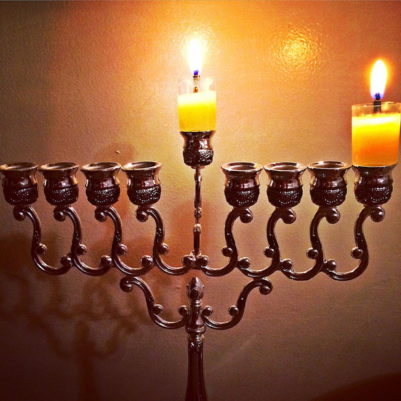 Oh Hanukkah, Oh Hanukkah...
