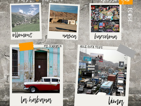 Brand 23: my places moodboard