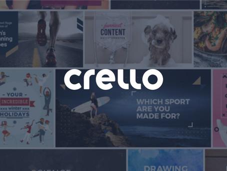 Web 12: Crello, Ludmilla e le grafiche animate