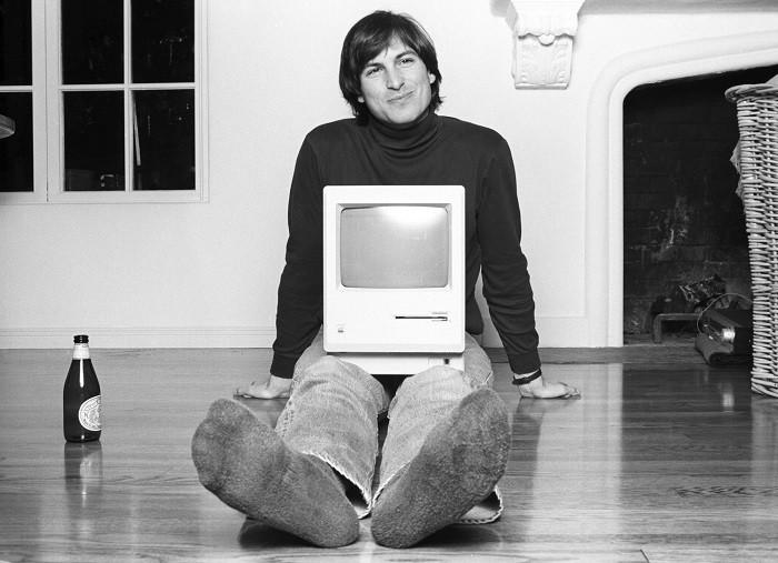 Steve Jobs Norman Seeff