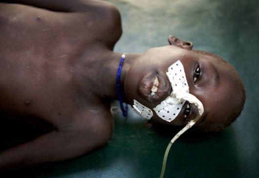 Giles Duley, South Sudan, 2009
