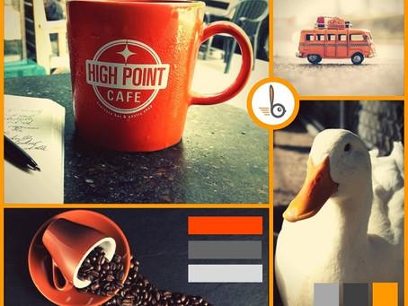 Brand (identity) 11: la color moodboard con Canva