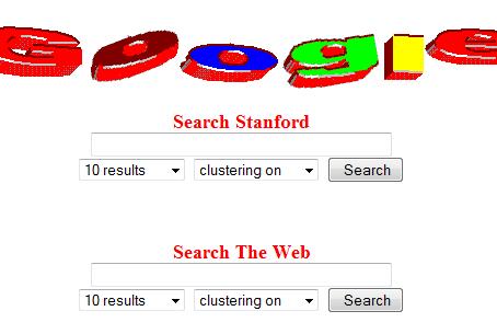 Case 18: quando Google era Googol