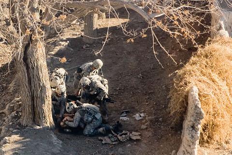 Giles Duley, Afghanistan, 2011