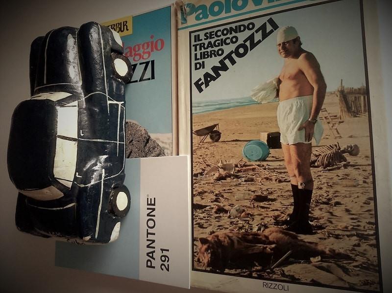 Paolo Villaggio | Fantozzi, il libro