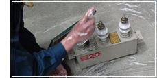 PCB廃棄物処理手続き