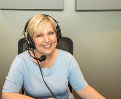png of Judy Gaman podcast hosting