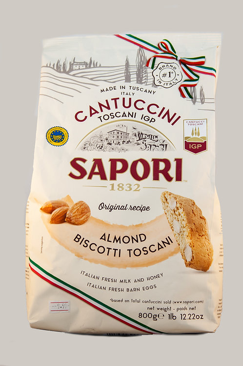 Cantuccini Sapori - Almond Biscotti Toscani