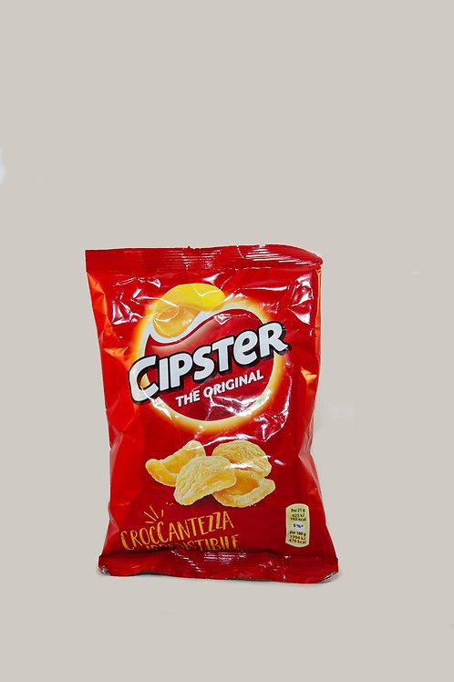 Cipster - Original flavour crisps