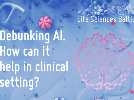 DEBUNKING AI. HOW CAN IT HELP IN CLINICAL SETTING?