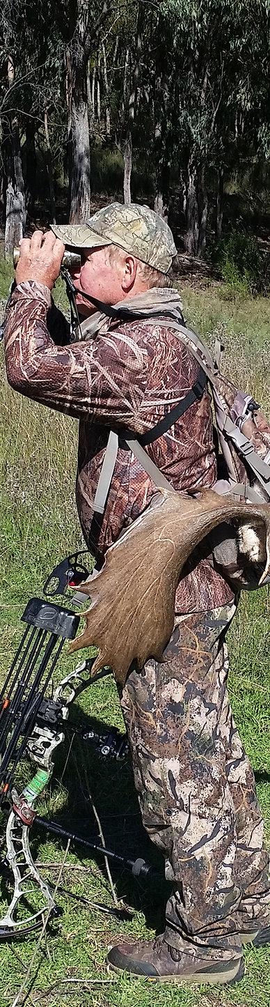 Darryl Bulger Fallow deer